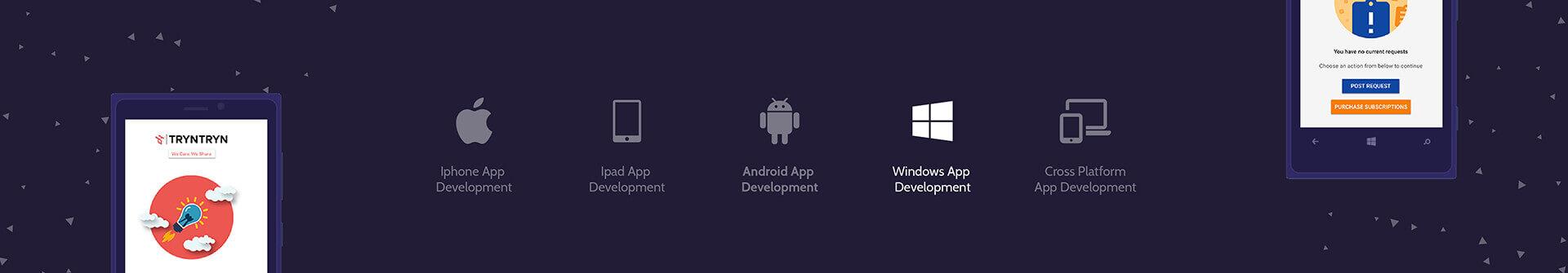 Windows Mobile App Development Company