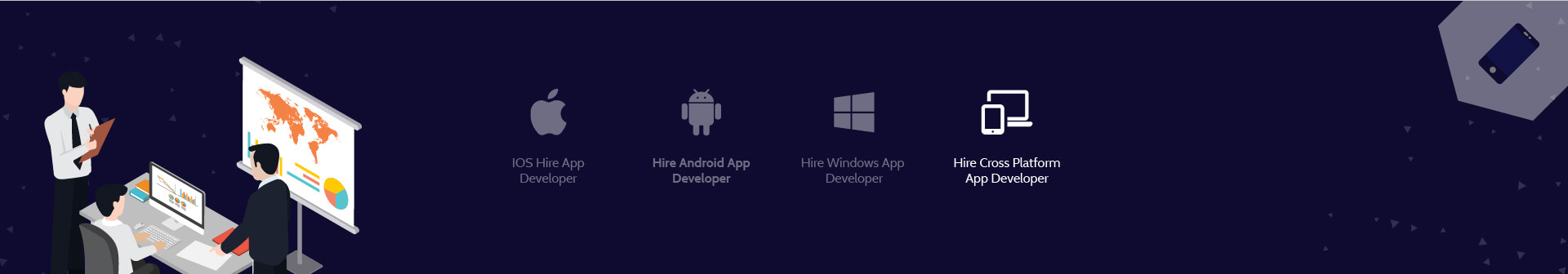 Hire Cross Platform App Developer