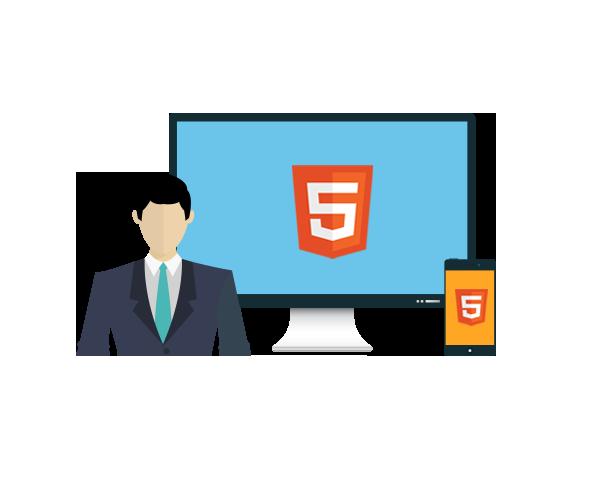 Hire Dedicated HTML 5 Developer
