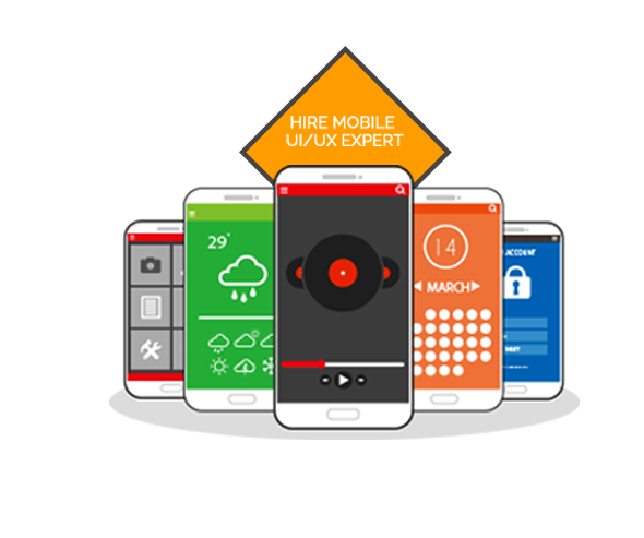 Hire Dedicated Mobile UI UX Expert