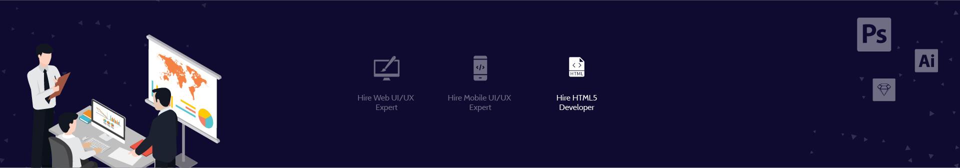 Hire HTML 5 Developer