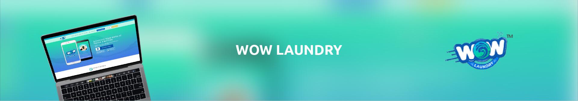 WOW Laundry App