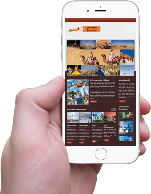 Travel Industry Web and App Development