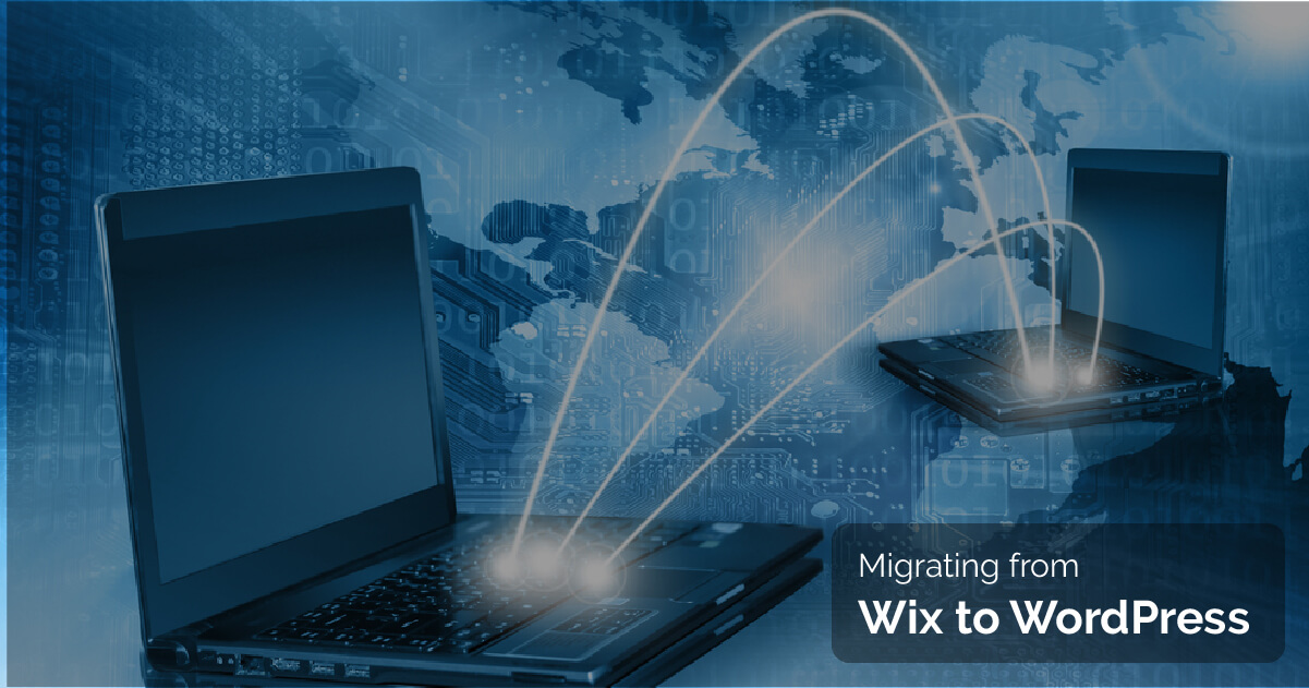 Migrating from Wix to WordPress