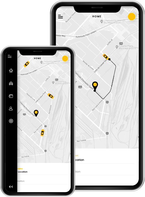 How to build app like Uber