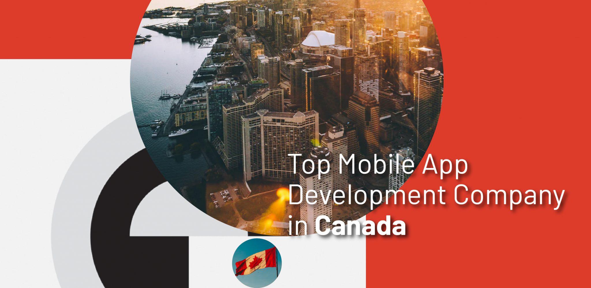 Top Mobile App Development Company in Canada - WebClues Infotech
