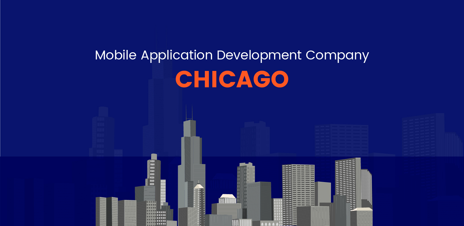 Mobile App Development Company in Chicago - WebClues Infotech