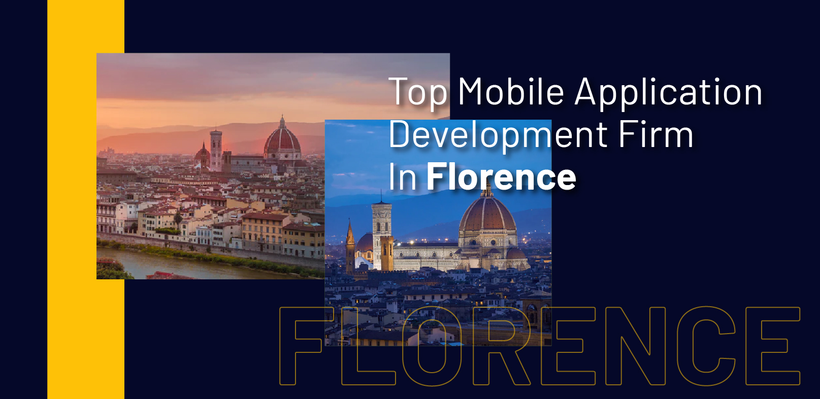 Top Mobile Application Development in Florence - WebClues Infotech