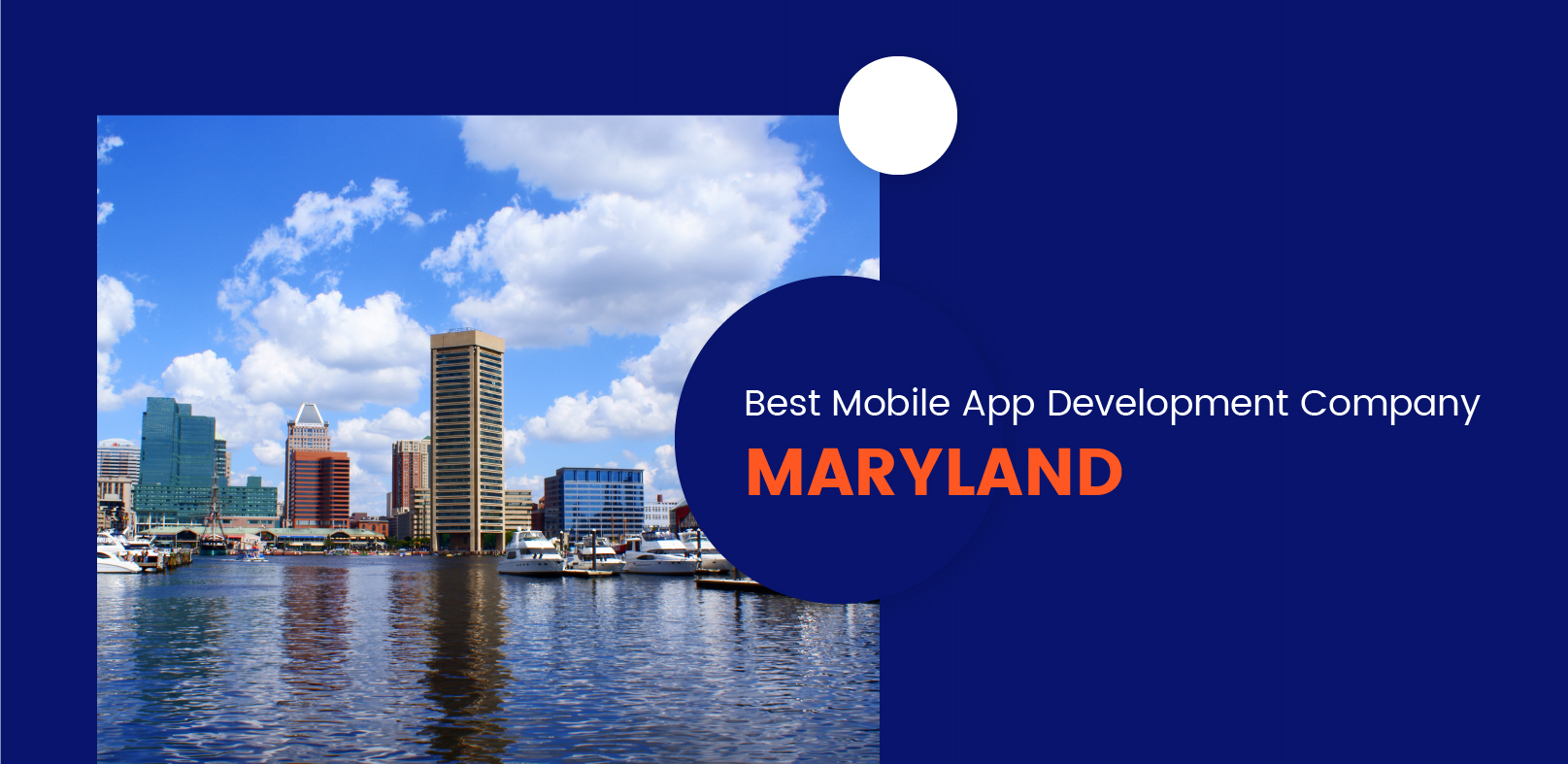 BEST MOBILE APP DEVELOPMENT COMPANY IN MARYLAND - WebClues Infotech