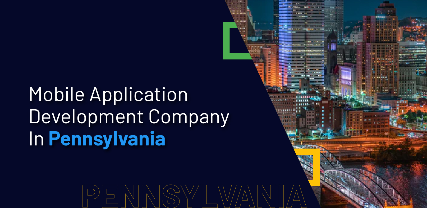 Mobile Application Development in Pennsylvania - WebClues Infotech