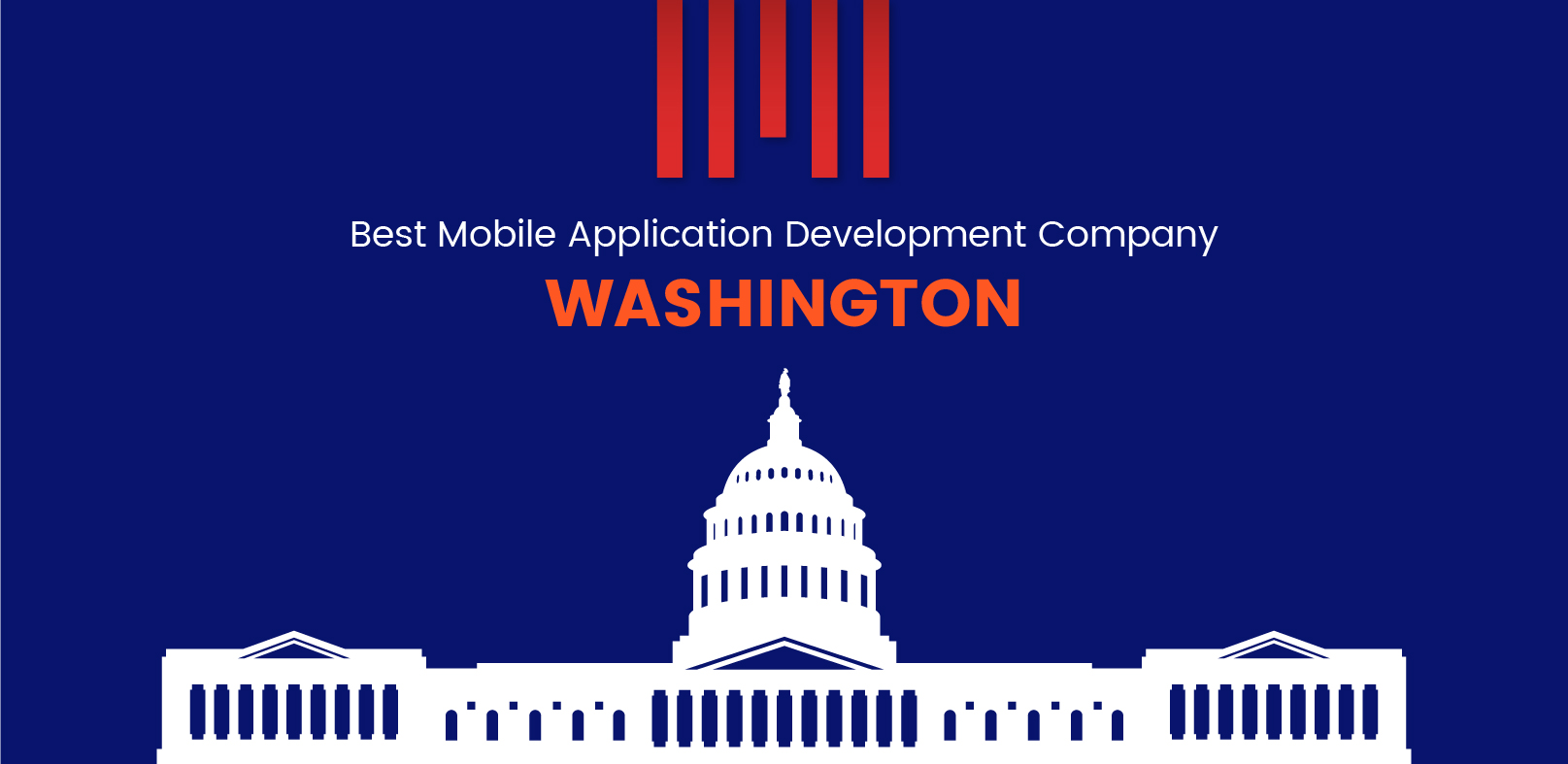 BEST MOBILE APPLICATION DEVELOPMENT COMPANY IN WASHINGTON - WebClues Infotech
