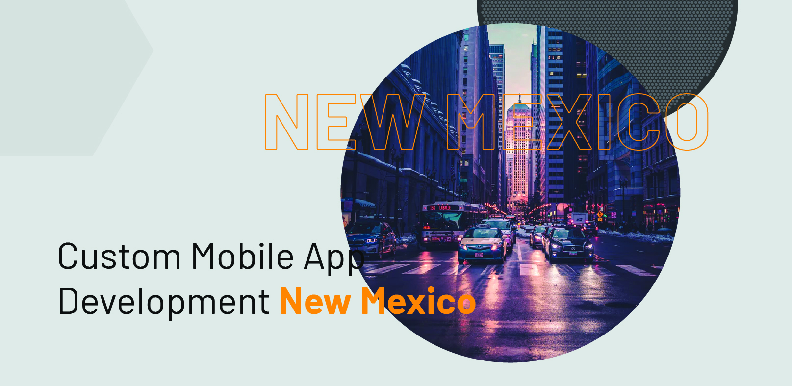 Custom Mobile App Development In New Mexico - WebClues Infotech
