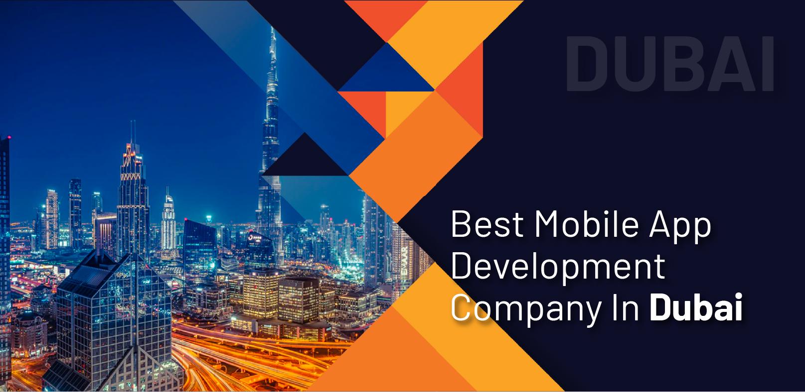 Best Mobile App Development Company in Dubai - WebClues Infotech