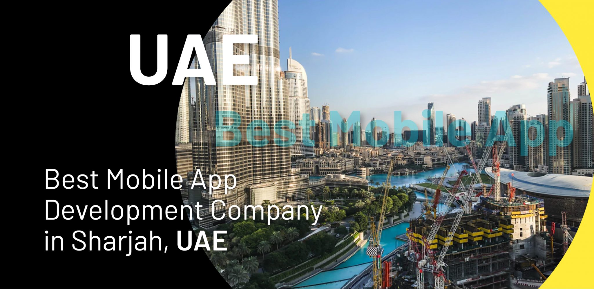 Best Mobile App Development Company in Sharjah, UAE - WebClues Infotech
