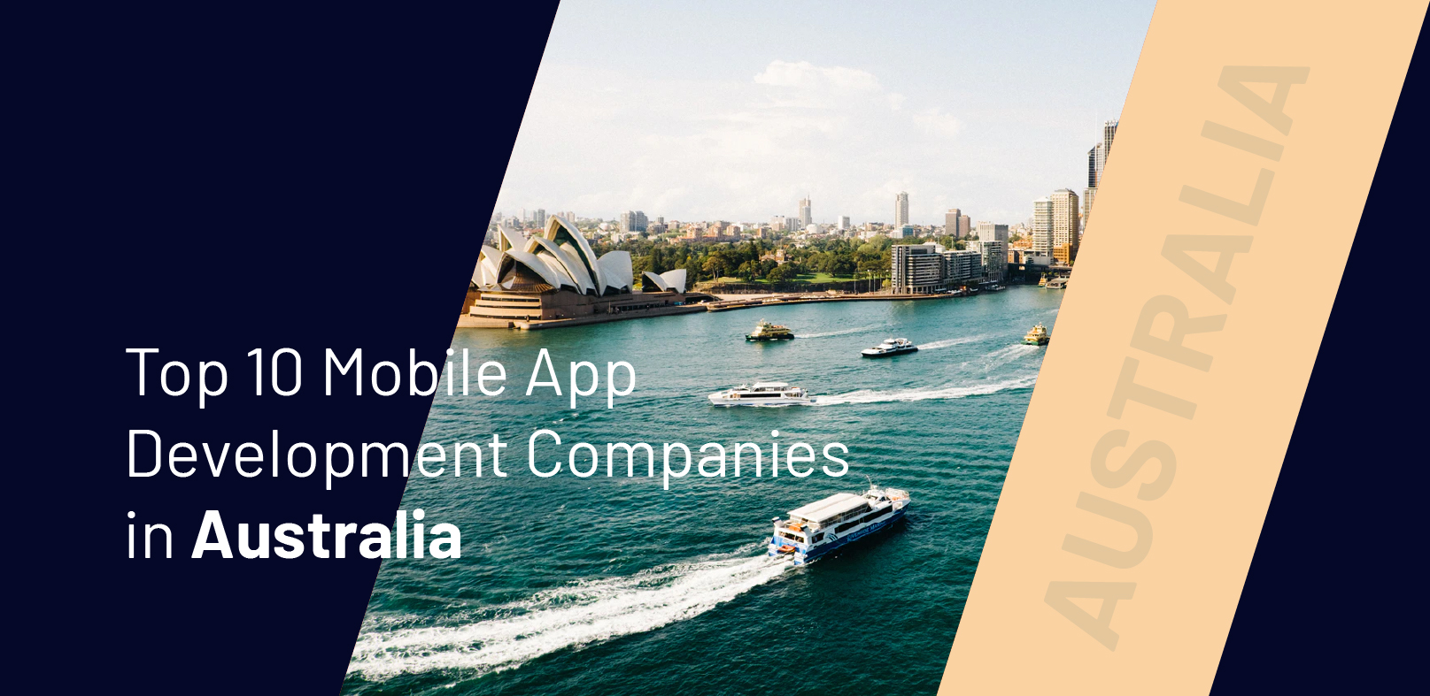 Top 10 Mobile App Development Companies in Australia - WebClues Infotech