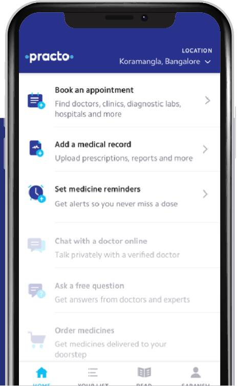 How to make a Healthcare app like Practo