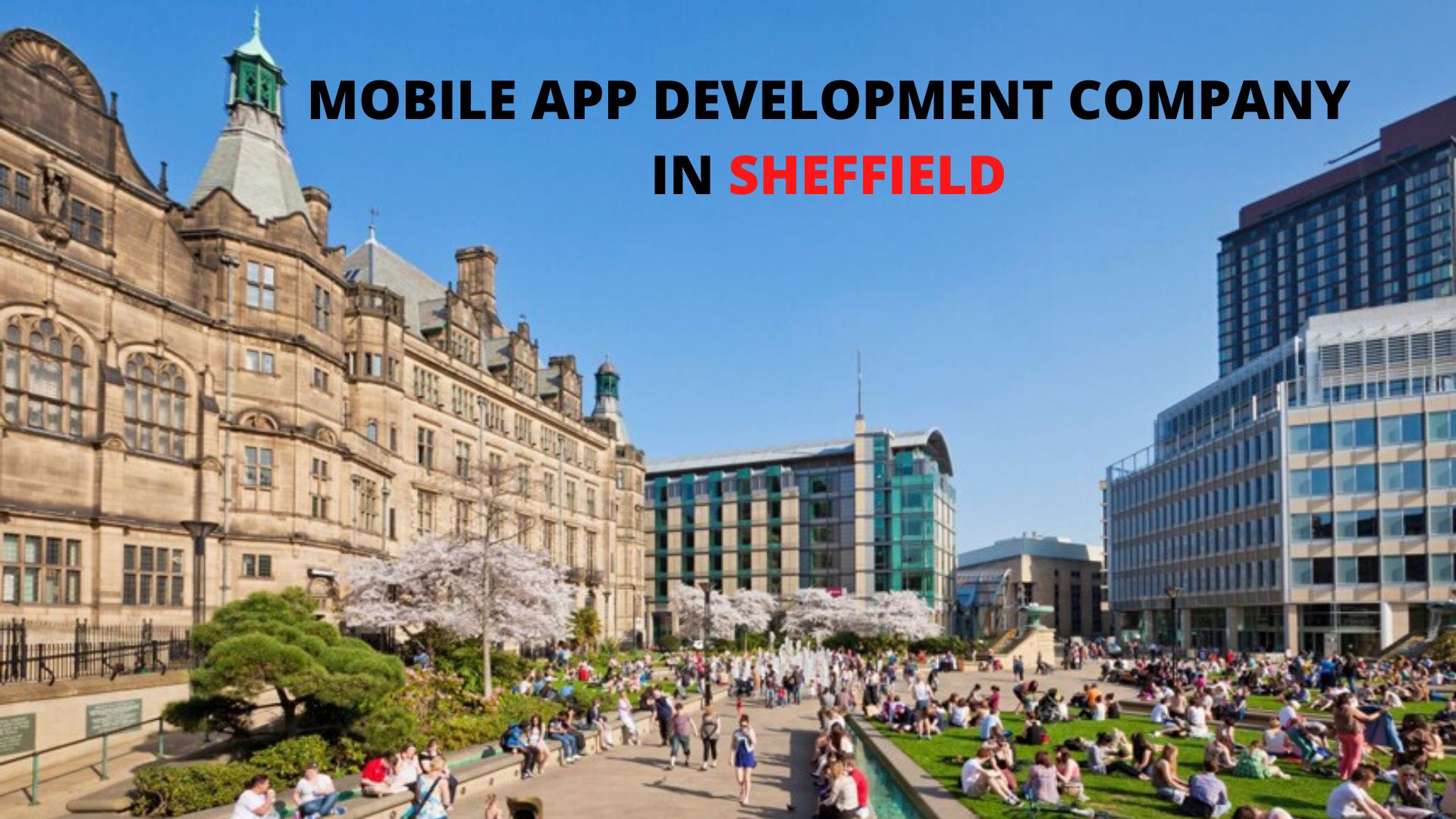 Mobile App Development Company in Sheffield - WebClues Infotech