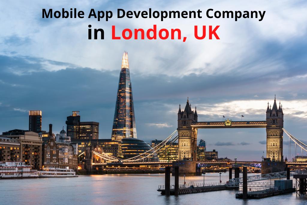 Mobile App Development Company in London, UK - WebClues Infotech